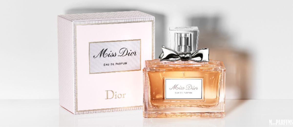 Духи Мисс Диор описание аромата