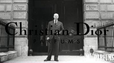 Парфюмерный дом Christian Dior