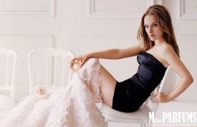Натали Портман – лицо Miss Dior