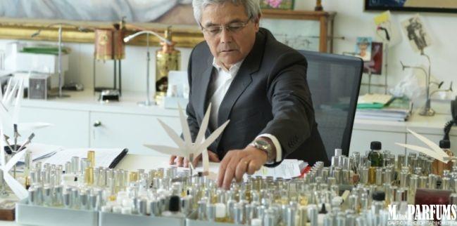 Франсуа Демаши парфюмер дома Dior