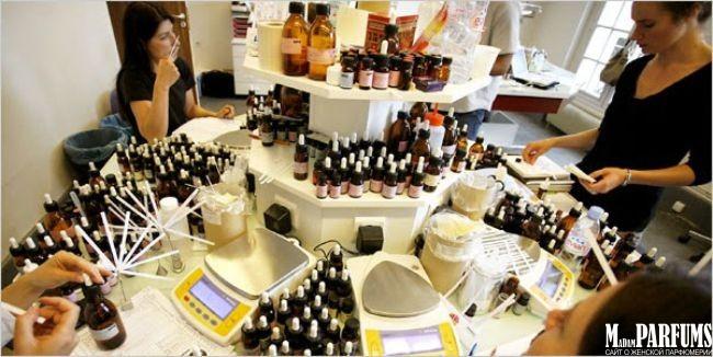 Обучение парфюмерии в России