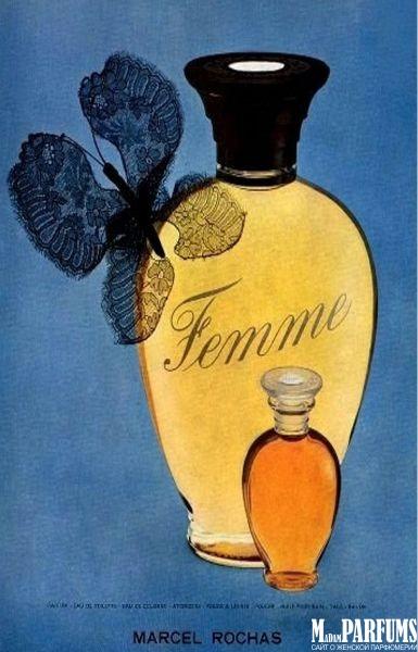 Женские ароматы парфюмера