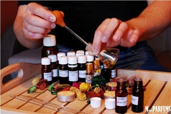 Как стать парфюмером в домашних условиях