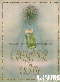 История парфюмерного искусства