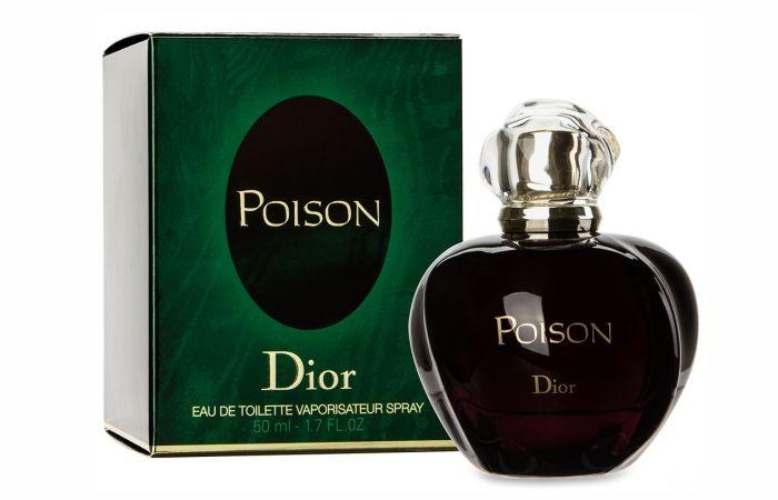Описание аромата Пуазон от Кристиана Диор