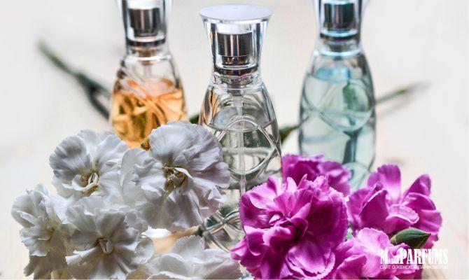 Описание группы цветочных ароматов