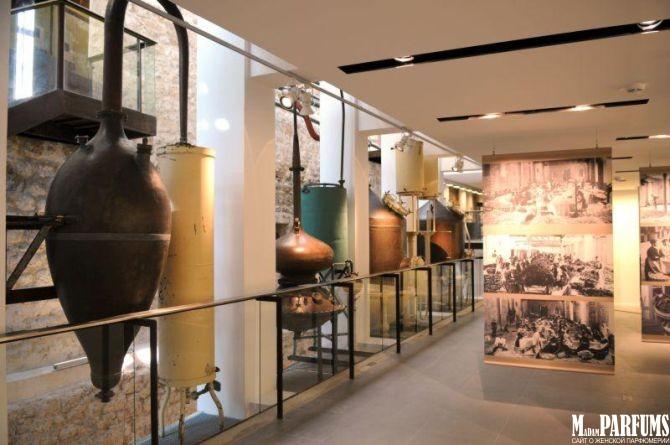 Знаменитые музеи парфюмерии