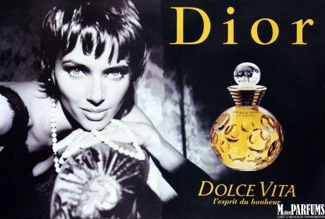 Аромат Dolce Vita Dior