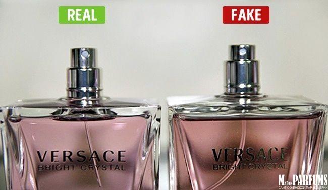 Отличие настоящего парфюма и подделки