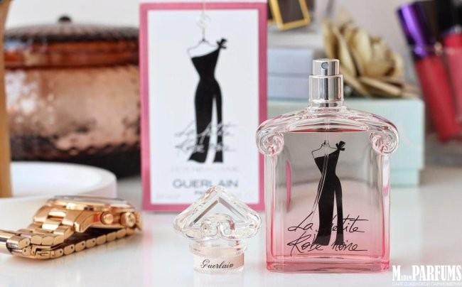 Духи парфюмерного дома Guerlain