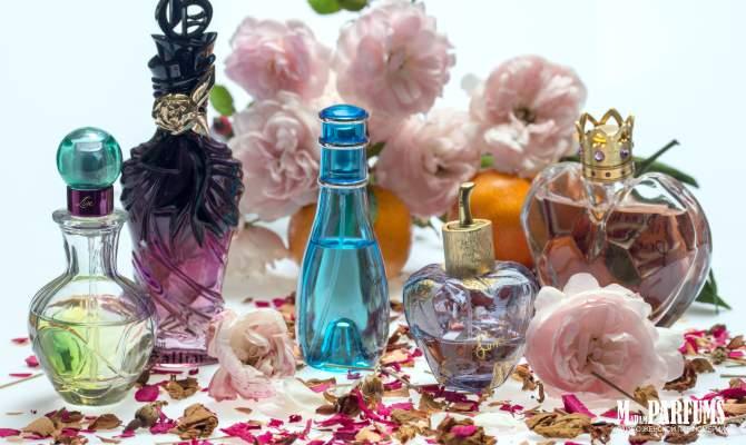 Описание группы восточных ароматов для женщин