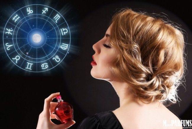 Аромат по знаку зодиака для женщин