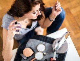 Лееринг в женской парфюмерии