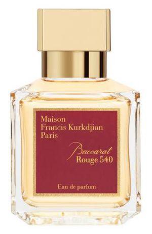 2 Ольфакторный женский парфюм Baccarat Rouge