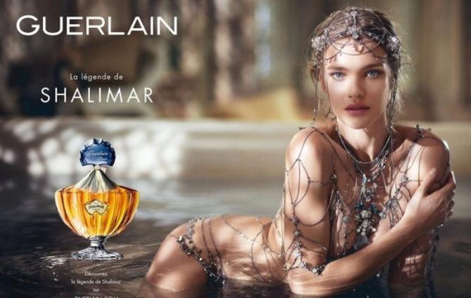 Коллекция ароматов Shalimar Guerlain
