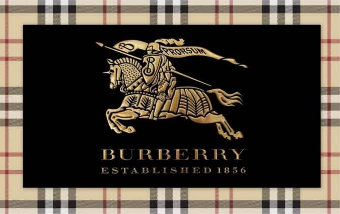 Парфюмерный дом Burberry