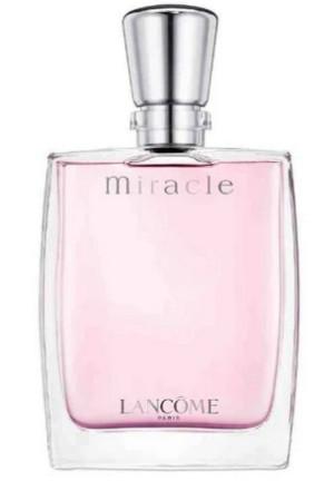 Описание аромата Miracle Lancome