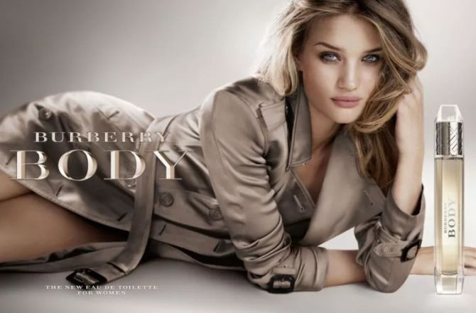 Духи burberry body