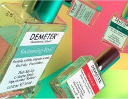 Духи Demeter с необычными запахами